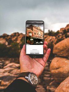 Ax-digital-portfolio-Frans-Bar-mobile