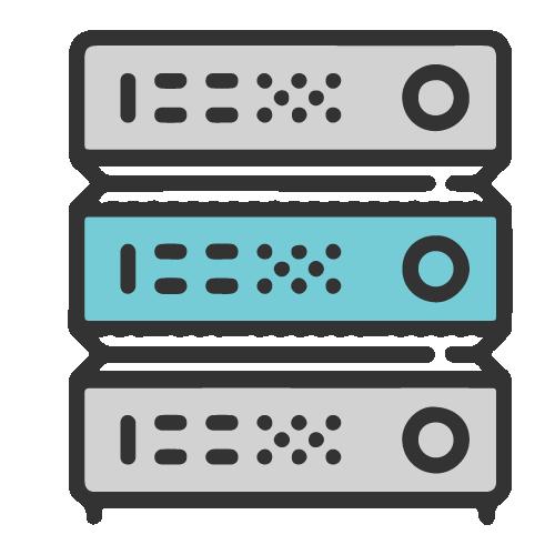 icons hosting